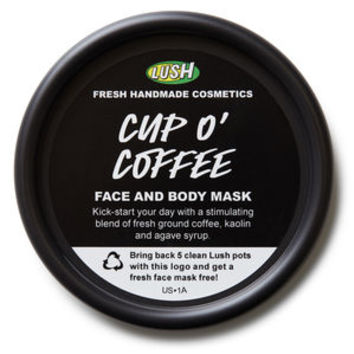 Cup O' Coffee fresh face mask