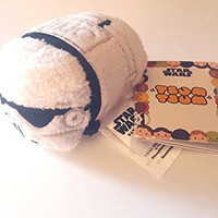 "New Disney Store Mini 3.5"" Tsum Tsum Stormtrooper (Star Wars Collection)"