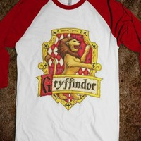 Gryffindor Crest Harry Potter (baseball)