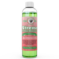 Bubbas Xtreme Pet Odor Eliminator-Super Concentrate Pet Odor Remover Spray - Makes 2 Gallons- Neutralize Dog Odor & Cat Odor in Pet Beds Floor and Carpet. Multi Surface Deodorizer