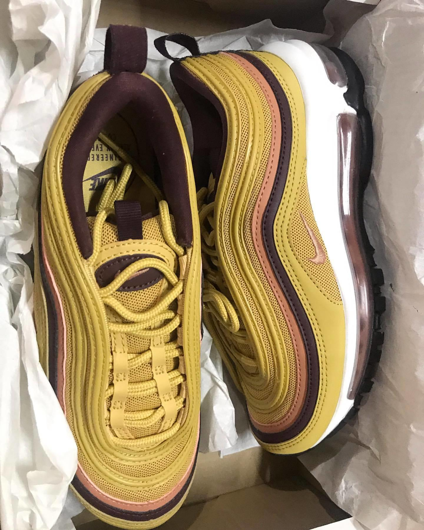 """Image of NIKE AIR MAX 97 """"WHEAT GOLD"""" COMING SOON"""