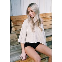 Good Day Pullover, Sand | Free People