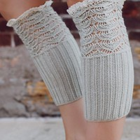 Baby It's Cold Leg Warmers