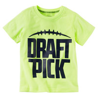 Neon Draft Pick Graphic Tee