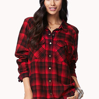 Campfire Plaid Shirt