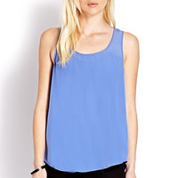 FOREVER 21 Everyday Woven Tank