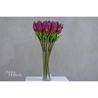 Ginger Flower Stem Violet- 32""