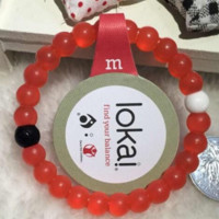 Red Lokai Friend Bracelet
