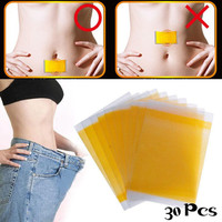 30pcs Magnetic Effective Slim Stick Patches Slimming Fat Patch Loss Weight Health Diet Pad For Women
