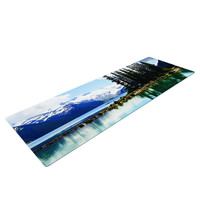 Wild Reflection Yoga Mat