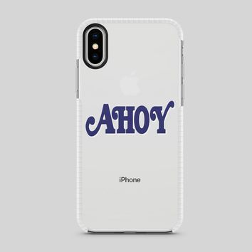 Tough Bumper iPhone Case - Scoops Ahoy