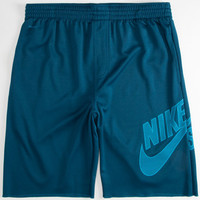 Nike Sb Sunday Mens Dri-Fit Sweat Shorts Blue  In Sizes