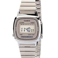 LA670WEA-1E Casio Ladies WatchInspired by designs from 1998