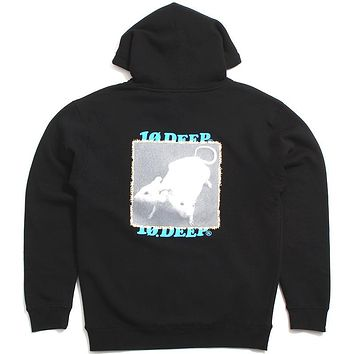 New Normal Hoodie Black