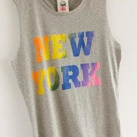 Letter Graphic Loose Fitting T-shirt