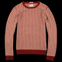 UNIONMADE - GANT Rugger - The Tuck Stitch in Maroon Red
