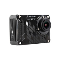 SOOCOO S33WS Pro WiFi Sport Action Camera 1080P 16MP 150 Degree Wide Angle 30M Waterproof DVR FPV with 8G SD Card Battery & USB Cable  Helmet Base Bicycle Stand Accessories