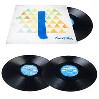 Mac Miller Official Store | Mac Miller Blue Slide Park Vinyl