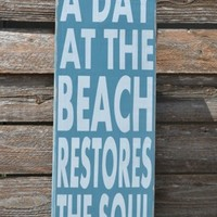 Beach Decor Beach Sign Beach House Art Wood Sign Nautical Rustic Beach Life Love Quotes Sayings Summer Gift Quote Wooden Plaque Coastal Sea