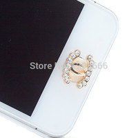 10psc home button sticker for iphone 4/4s/5/5s