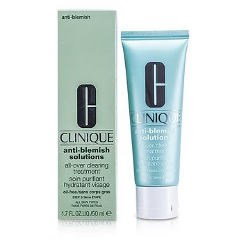 Anti-Blemish Solutions All-Over Clearing Treatment - 50ml/1.7oz