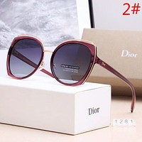 DIOR New fashion polarized glasses eyeglasses women