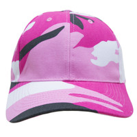PINK LOW KEY BASEBALL NCAP