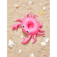 Crab Shaped Inflatable Drink Holder
