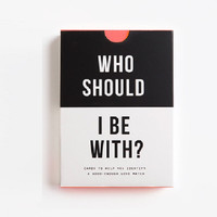 Who Should I Be With? Card Game For Love And Relationships