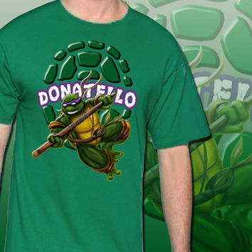 Donatello Teenage Mutant Ninja Turtles T-Shirt