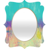 Allyson Johnson Celebration Quatrefoil Mirror