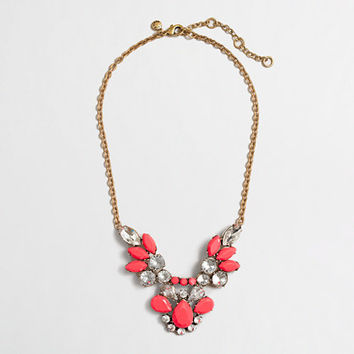 FACTORY BUTTERFLY PETAL NECKLACE