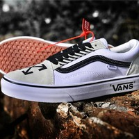 "2018 Vans x OFF-WHITE ""Willy"" AL06 36--44"