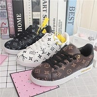 Louis Vuitton LV classic low-top casual sneakers shoes