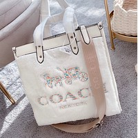 Coach soft shopping bag  Home Shopping Bag