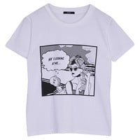 CHARMING LADY T-SHIRT - EMODA Global Online Store