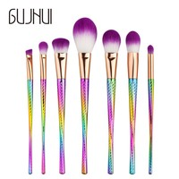 7Pcs Set Professional Makeup Brushes
