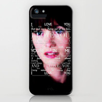 Greys Anatomy: Lexie Grey  iPhone & iPod Case by drmedusagrey
