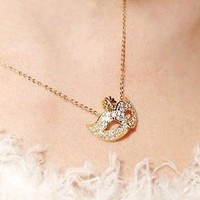Mask necklace from Moonlightgirl