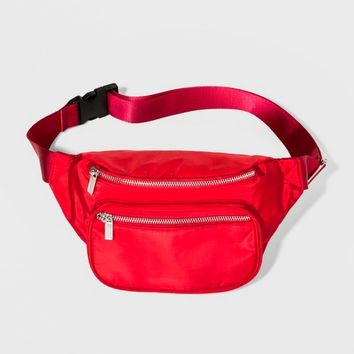 Nylon Fanny Pack - Wild Fable™ Red