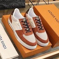 lv louis vuitton womans mens 2020 new fashion casual shoes sneaker sport running shoes 368