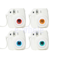 4 Colors Useful Filter Close-up Lens For Fujifilm Instax Mini 7s 8 50s Camera HM