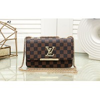 LV 2019 new simple female models wild fashion chain bag shoulder bag #2