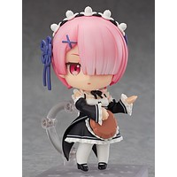 Ram - 3rd Run - Nendoroid - Re:ZERO -Starting Life in Another World- (Pre-order)