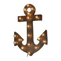 Drop Anchor Marquee Light