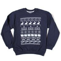 Iowa City Holiday Sweatshirt