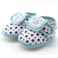 Stars Baby Shoes