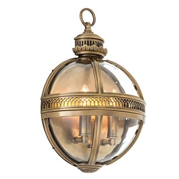 Gold Industrial Wall Sconce | Eichholtz Residential