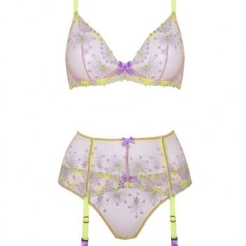 Kaylie Yellow Bra | By Agent Provocateur