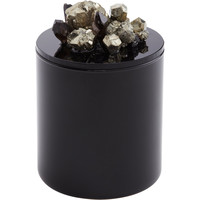 Lisa Carrier Small Rocks and Minerals Candle at Barneys.com